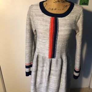 Thick sweater dress from ModCloth